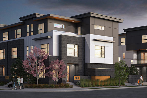 West District - Townhomes - Wilshire
