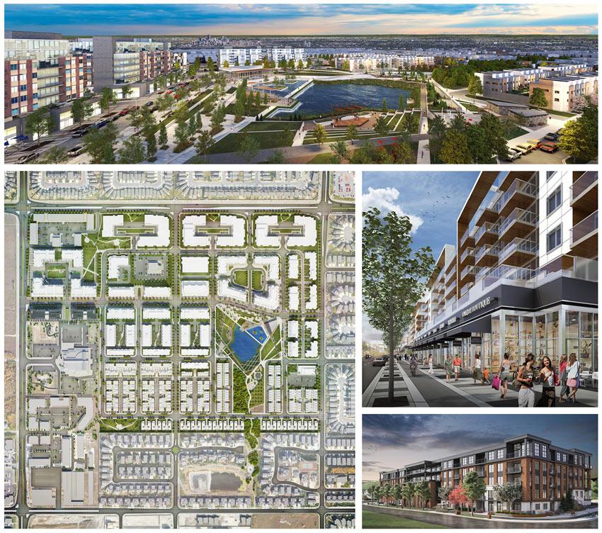 2019 MUDA City Edge Development Award - West District Master Plan