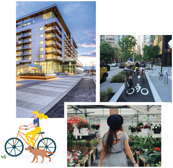 Urban Living, redefined at West District by TRUMAN